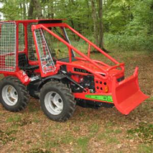 Agromehanika Forestry AGT 835