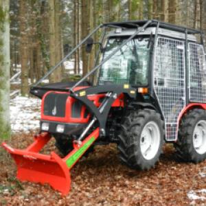 Agromehanika Forestry AGT 850-860