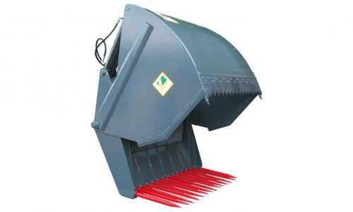 Faresin Shredder Bucket